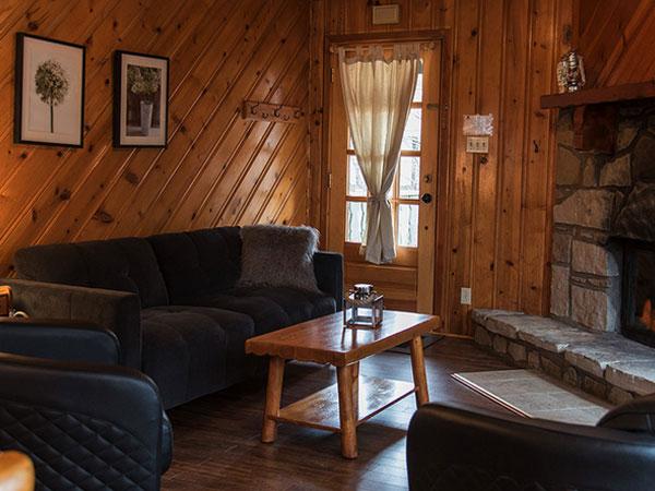 three bedrooms chalet