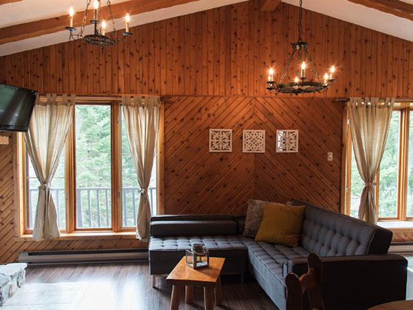 2 bedrooms chalet