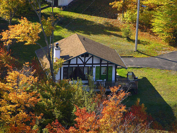 photos chalets laurentides