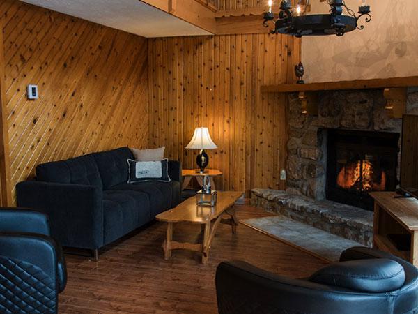 Cottage deluxe 2 bedrooms for rent Laurentians