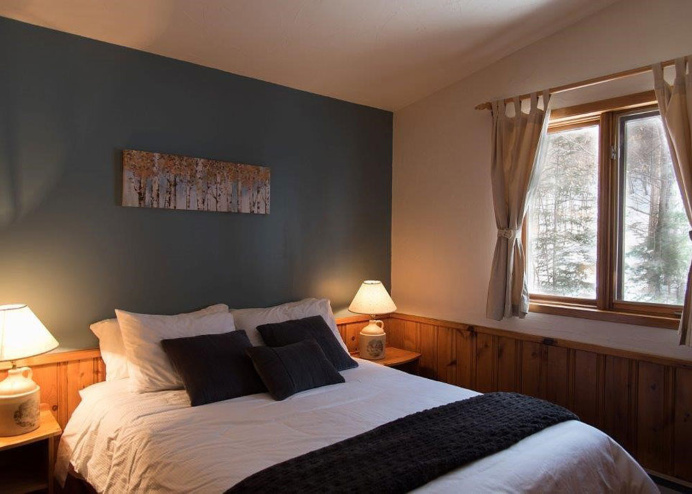 Deluxe Three Bedrooms Cottages Rental Val David Chalets